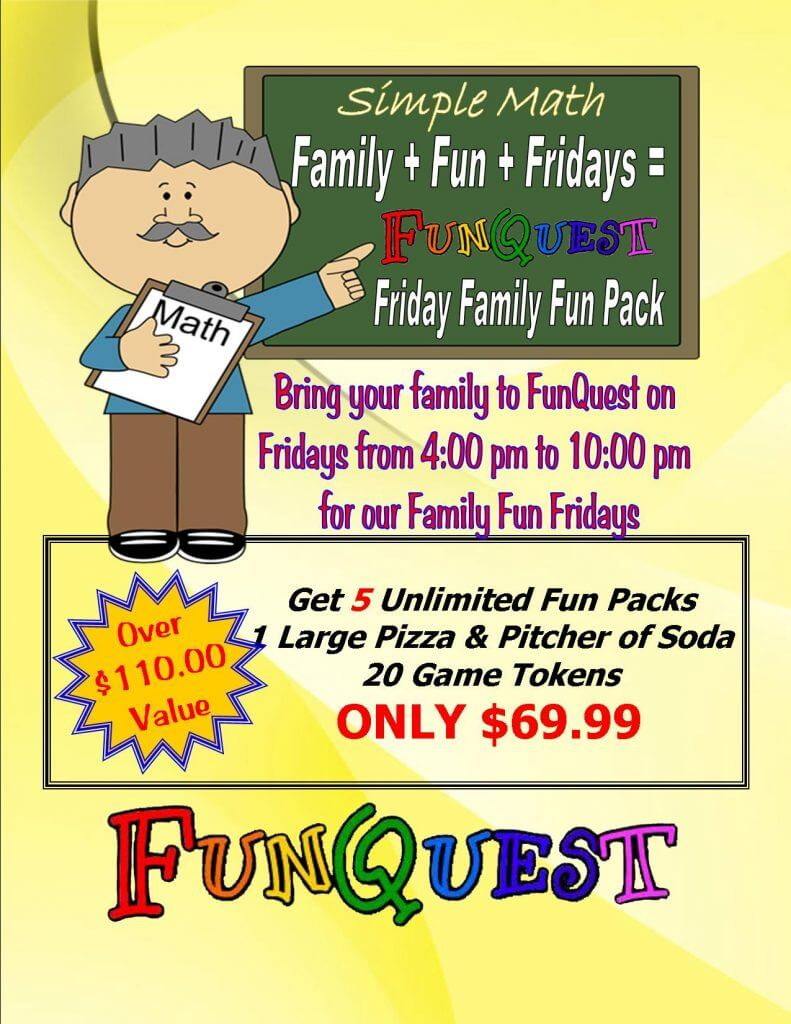 SImple Math Fri. Family Fun Pack 11.13