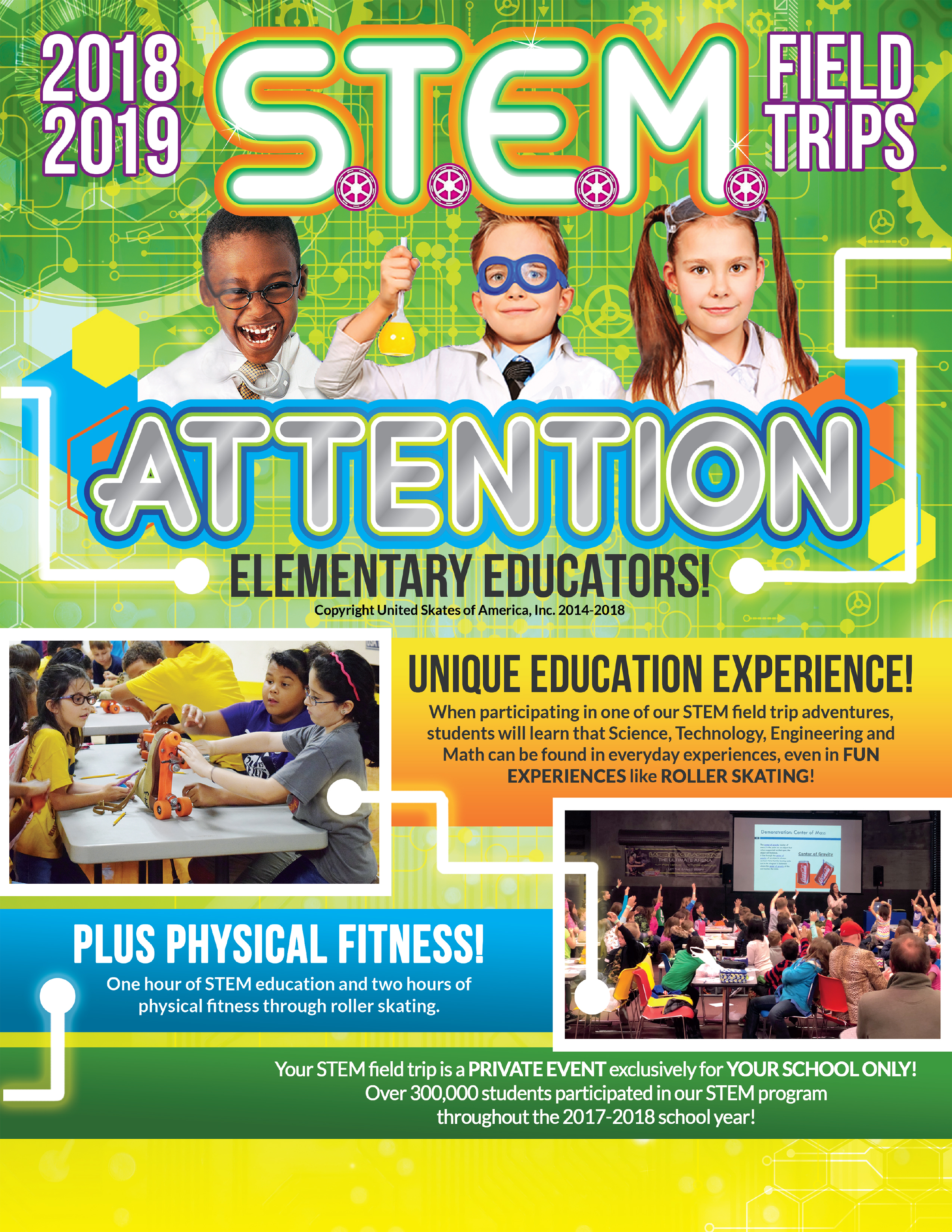 Physical Fitness Tied To Kids Academic >> Stem Field Trips